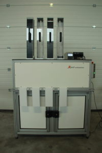 Plate labelling system